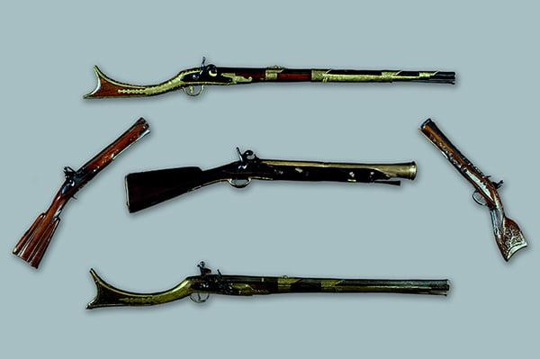 Καριοφίλι, το δημοφιλές όπλο του αγώνα του 1821
