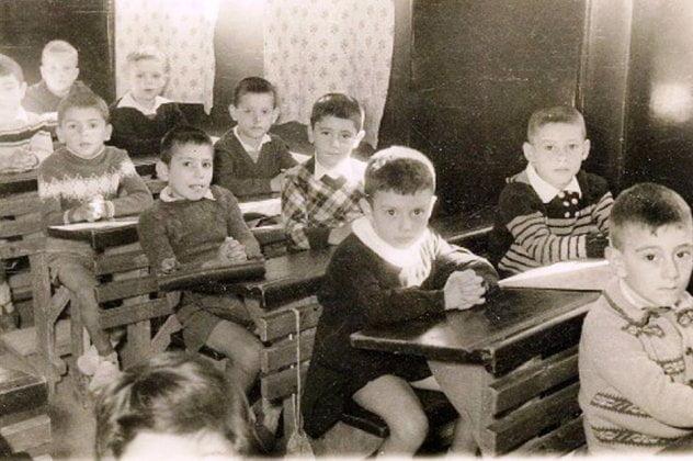 Νοσταλγία: Πως ήταν τα παλιά σχολεία