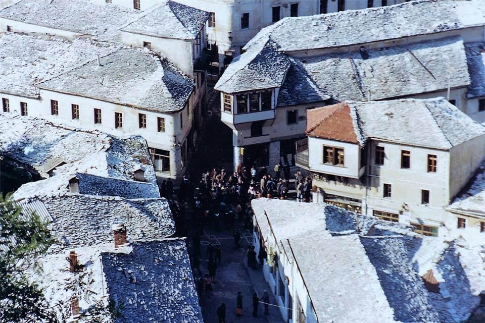 Η αποστολή του ΠΑΟΚ στο Αργυρόκαστρο το 1987 και το ραβασάκι για τα βάσανα της Ελληνικής Μειονότητας
