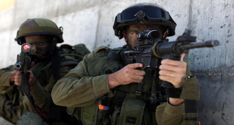Ο τολμών νικά – Ένα βίντεο με πρωταγωνιστές ισραηλινά κομάντο