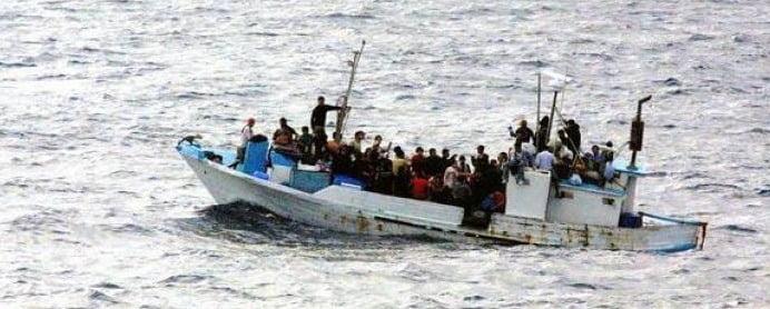 193 μετανάστες σε ένα νησί χωρίς νοσοκομείο και με 4 μόλις αστυνομικούς
