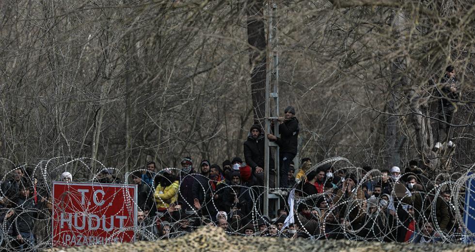 Ανδρέας Ματζάκος: Οι πρόσφυγες ως εργαλείο στα χέρια της Τουρκίας