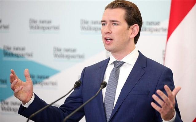 Καγκελάριος Αυστρίας Σ. Κουρτς: Επίθεση της Τουρκίας εναντίον της Ε.Ε. και της Ελλάδας