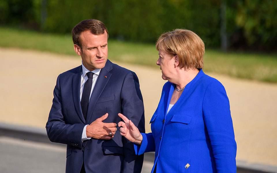 Σημαντικά μηνύματα Μακρόν στη Γερμανία, για ευρωπαϊκή δημοσιονομική «αλληλεγγύη»