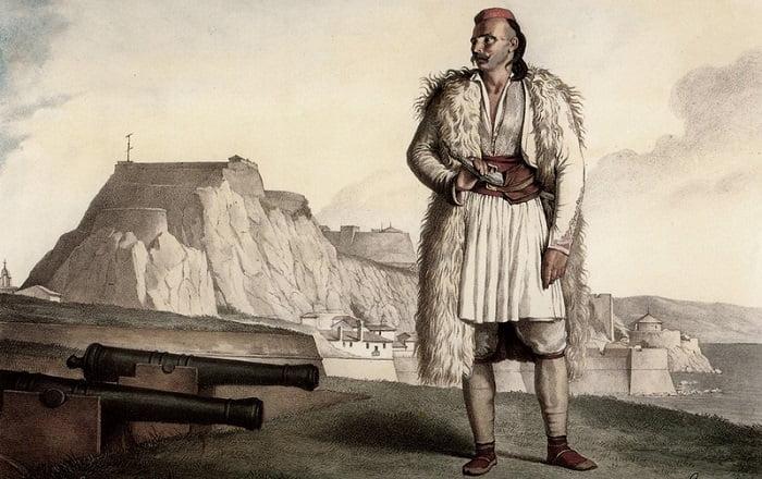 ΒΙΝΤΕΟ – Ο Σουλιώτης Αγωνιστής Σ. Τζίπης εξομολογείται για την επανάσταση του 1821