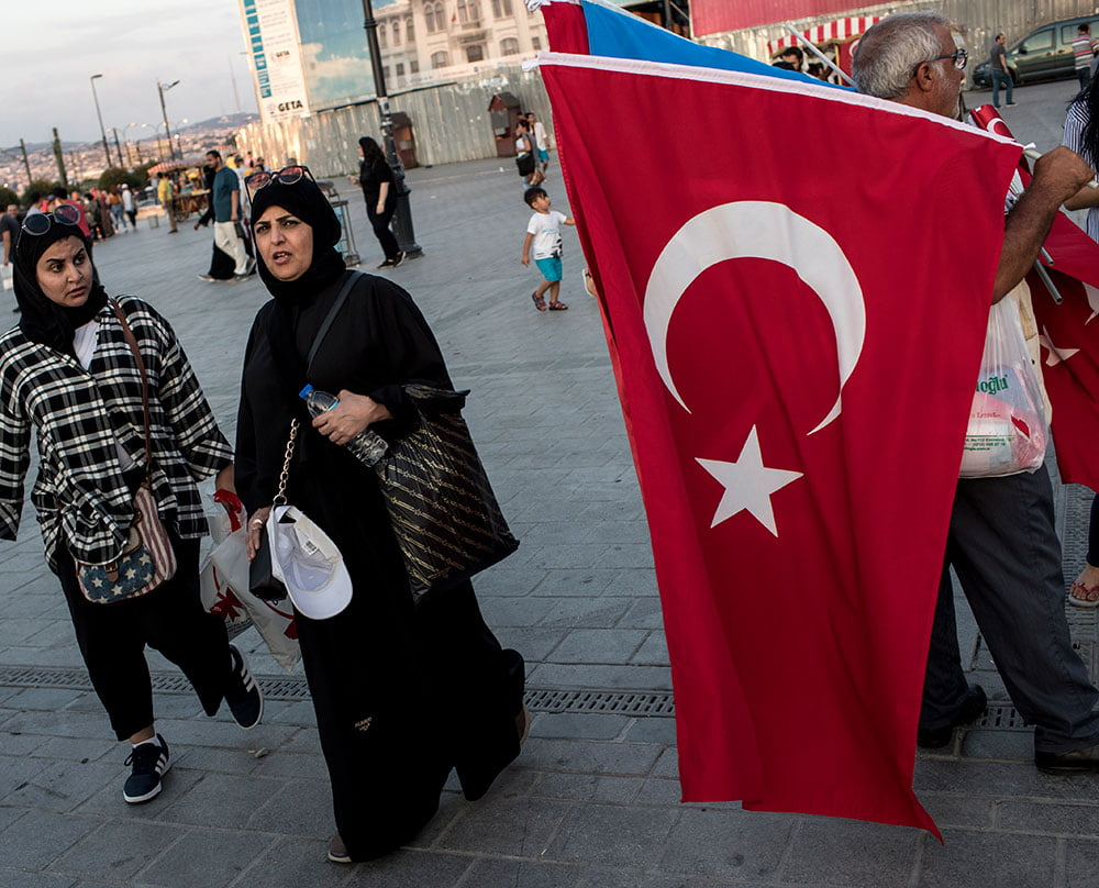 Μπαράζ συλλήψεων στην Τουρκία για αναρτήσεις στα social media για τον κορωνοϊό