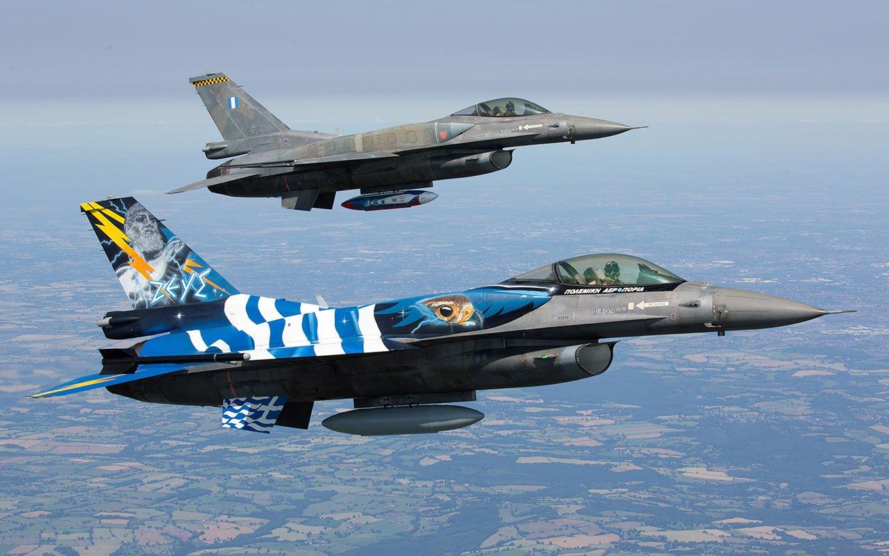Δεν έφθασε τουρκικό F-16 στην Καβάλα – Ιδού τα γεγονότα