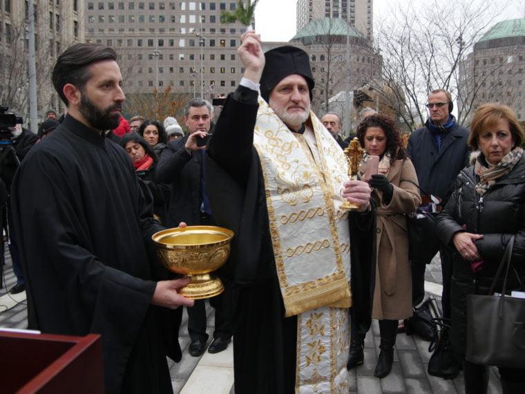 Αφιέρωμα της εκπομπής Sixty Minutes στον Αγιο Νικόλαο στο Μανχάταν