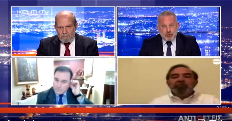 Κορονοιός: Εξαιρετική εκπομπή του Γ. Σαχίνη – Covid 19: Παγκόσμιος συναγερμός και εξελίξεις στην Ελλάδα