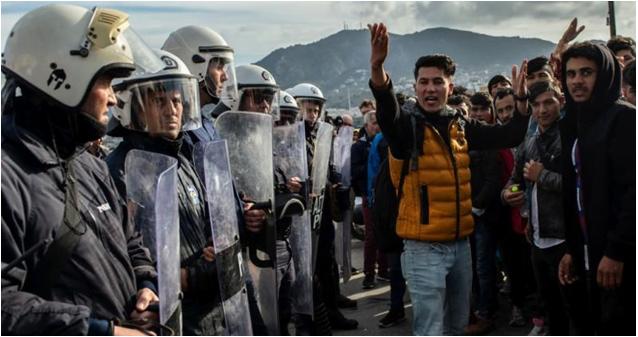 Δημοσίευμα στις ΗΠΑ: Η Τουρκία ετοιμάζεται να στείλει κύμα αλλοδαπών πιθανών φορέων του ιού στην Ελλάδα – Ευρώπη