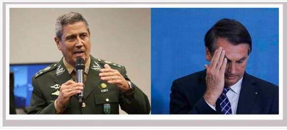 «Βελούδινο» πραξικόπημα στη Βραζιλία – Παίρνουν την κυβέρνηση από τον Μπολσονάρου γιατί δεν επέβαλε lockdown στην χώρα