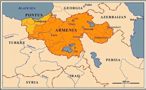 Τα σχέδια των ΗΠΑ για την ίδρυση του κράτους του Πόντου και της Δ. Αρμενίας