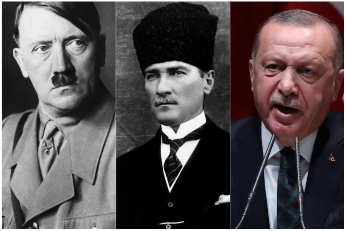 """""""Wer redet noch heute von der Vernichtung der Armenier?"""""""