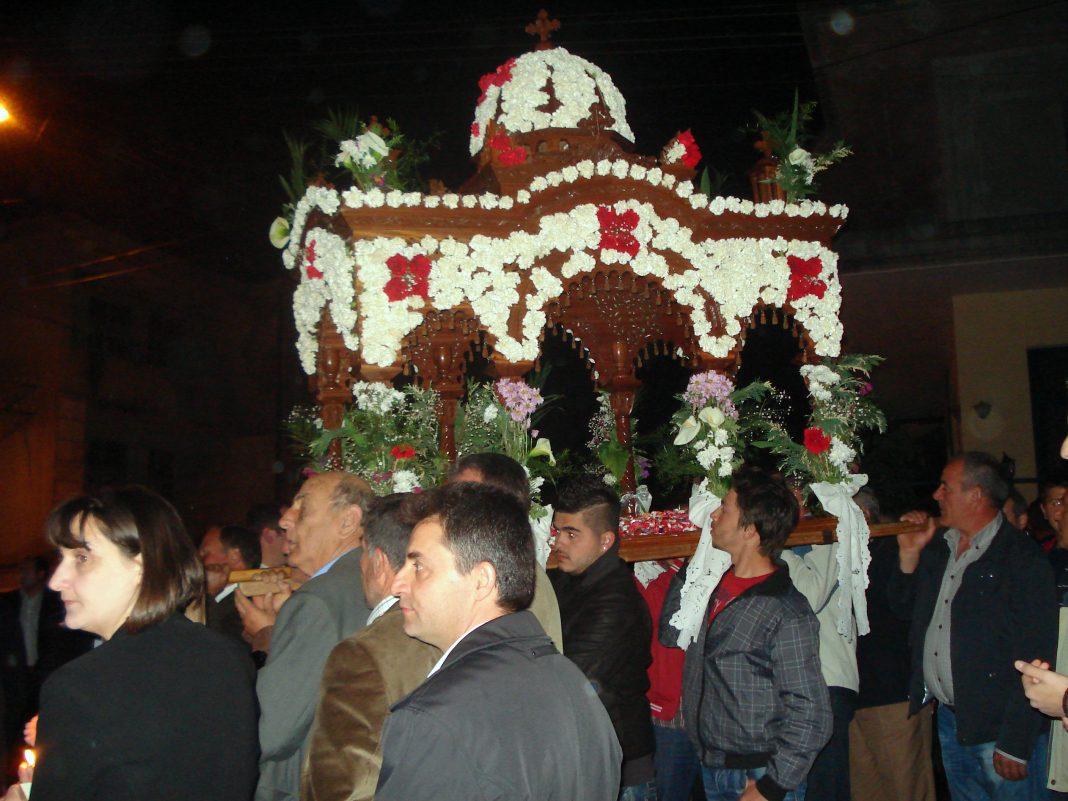 Πάσχα των Ελλήνων, Πάσχα της Δερβιτσάνης