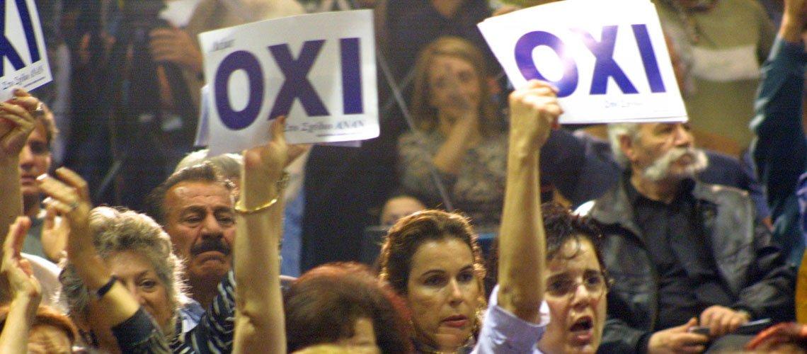 Δεν ξεχνώ το Σχέδιο Ανάν και το Δημοψήφισμα της 24ης Απριλίου 2004