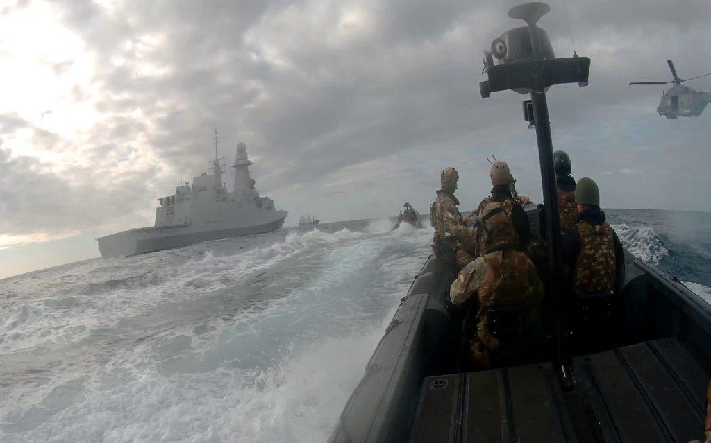 Λιβύη: Η ναυτική επιχείρηση IRINI… διχάζει τα διαφορετικά στρατόπεδα