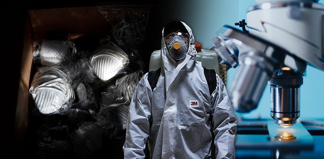 Κορονοϊός: Σπρέι με νανοσωματίδια από το ΑΠΘ εξουδετερώνει τον ιό