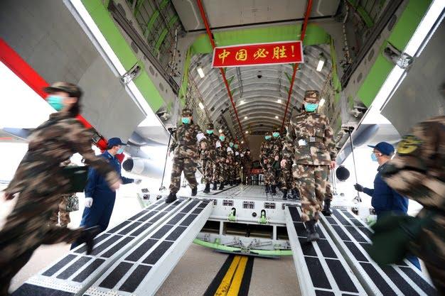 Forreign Affairs: Επίδειξη κινεζικής ισχύος