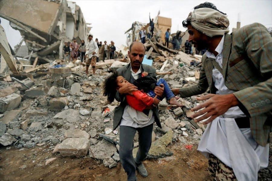 Ο σαουδαραβικός συνασπισμός δυνάμεων ανακοινώνει τα μεσάνυχτα εκεχειρία στην Υεμένη