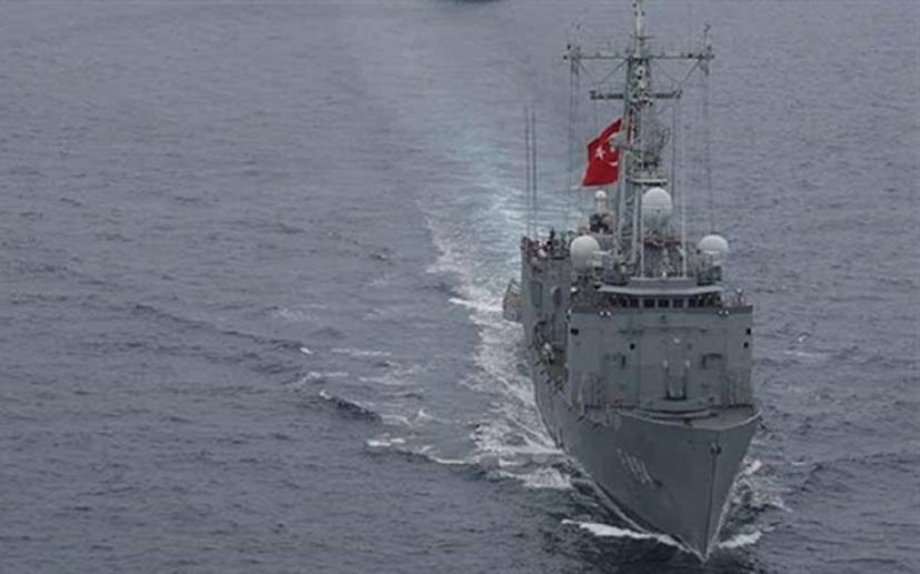 Βγάζει τα πλοία από τους ναύσταθμους η Άγκυρα για να περιορίσει την εξάπλωση του κορωνοϊού – Σε καραντίνα μια φρεγάτα