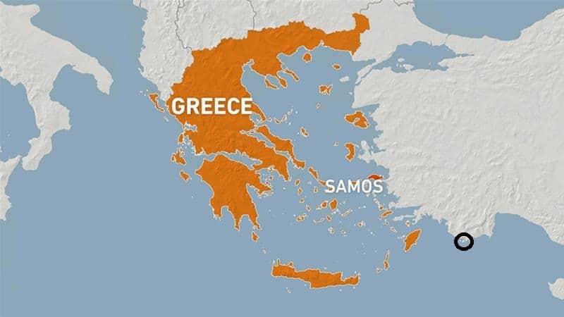 Το Αl Jazeera σε άρθρο προπαγάνδα παρουσιάζει Ελληνικό νησί ως μέρος της τουρκικής επικράτειας