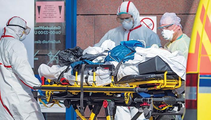 Εφιάλτης στη Γαλλία: 1.427 νεκροί από κορονοϊό σε 24 ώρες – Πάνω από 10.000 νεκροί