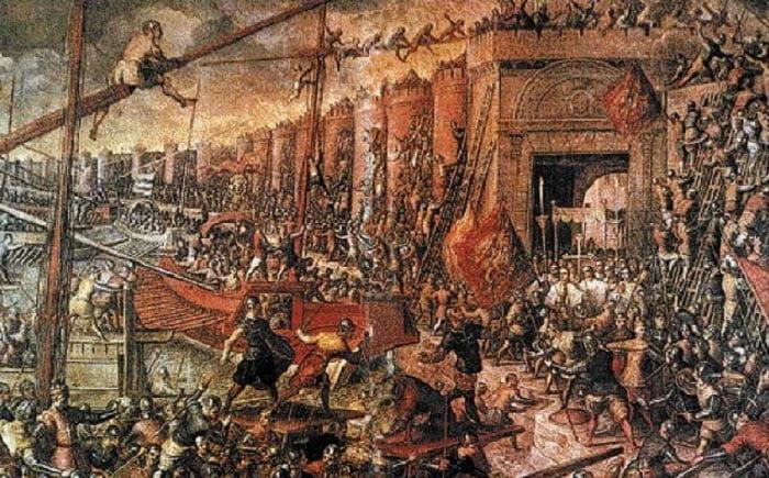 13 Απριλίου 1204: Η άλωση που άλλαξε τον ρου της ιστορίας