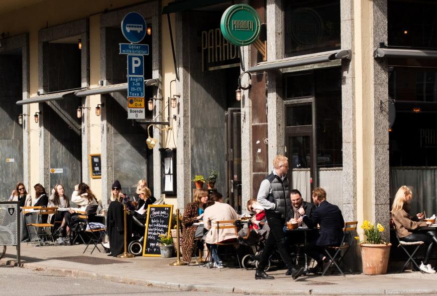 H Σουηδία απαντά στην παγκόσμια αμφισβήτηση για το πώς αντιμετωπίζει τον κορωνοϊό