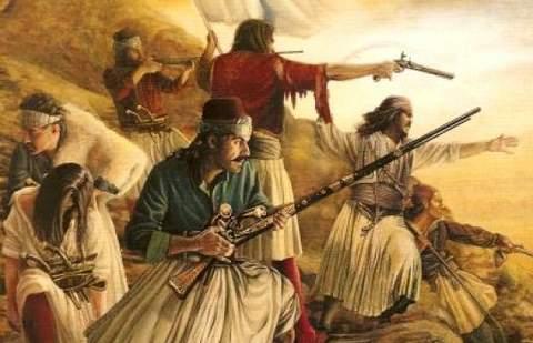 Οι μάχες των Ντρέδων κατά του Ιμπραημ – Απρίλιος 1827