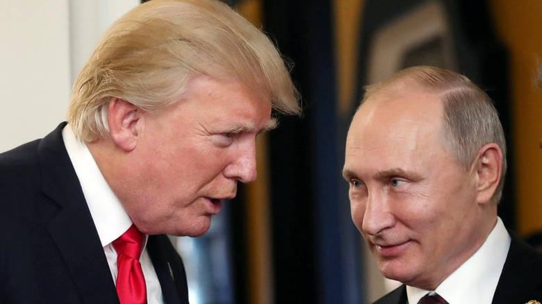 Tραμπ ζητά από Πούτιν βοήθεια στον πόλεμο του πετρελαίου – Οι όροι του Πούτιν