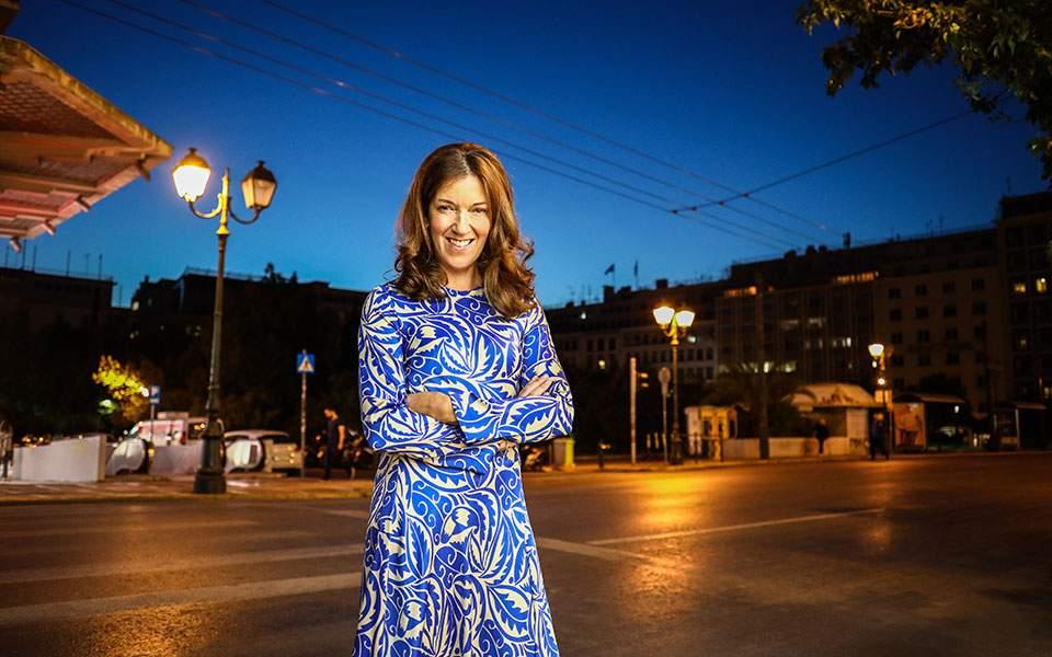Βικτόρια Χίσλοπ στην «Κ»: Το 2021 η Ελλάδα θα είναι η πρώτη χώρα σε αφίξεις