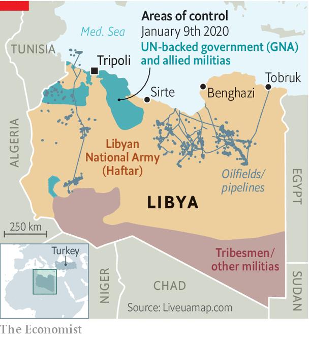 Πέρα από τη Λιβύη