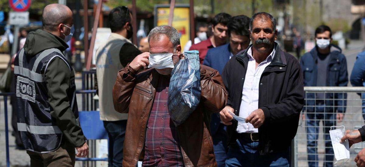 80χρονος συνελήφθη επειδή έκανε like σε ανάρτηση, η οποία επέκρινε τον Ερντογάν, στο facebook