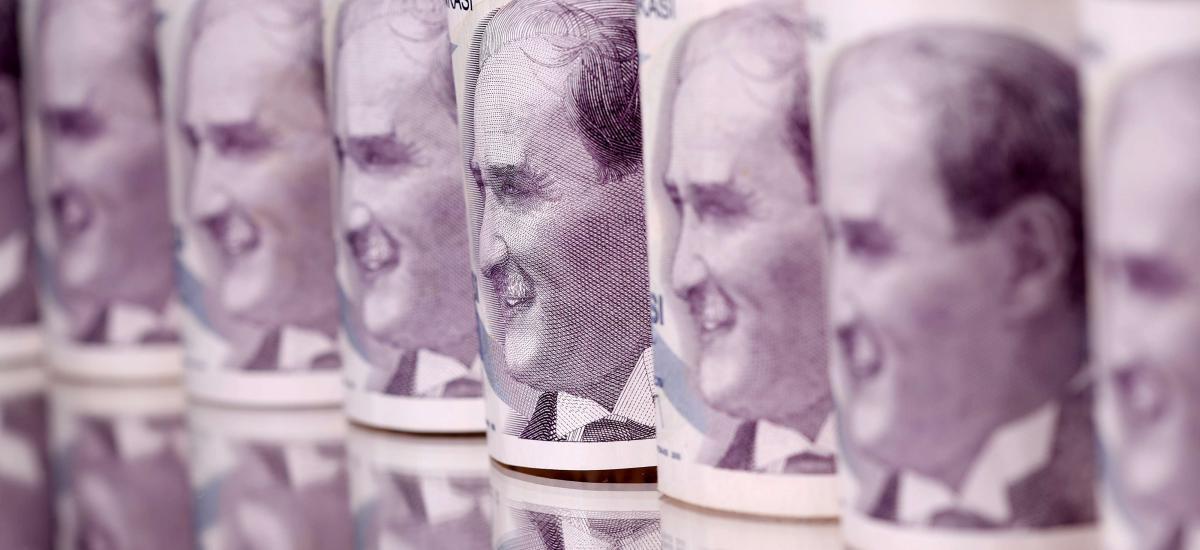 Τούρκος οικονομολόγος: Έλλειμμα 30 δισεκατομμυρίων δολαρίων στην Κεντρική Τράπεζα Τουρκίας