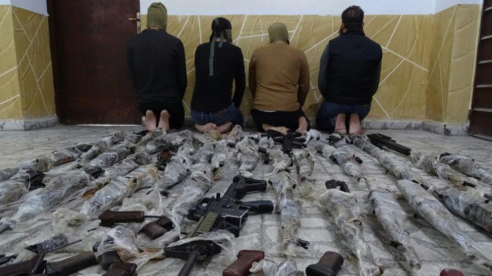 Οι Κούρδοι ξήλωσαν δίκτυο της ΜΙΤ που κουβαλούσε όπλα σε τζιχαντιστές