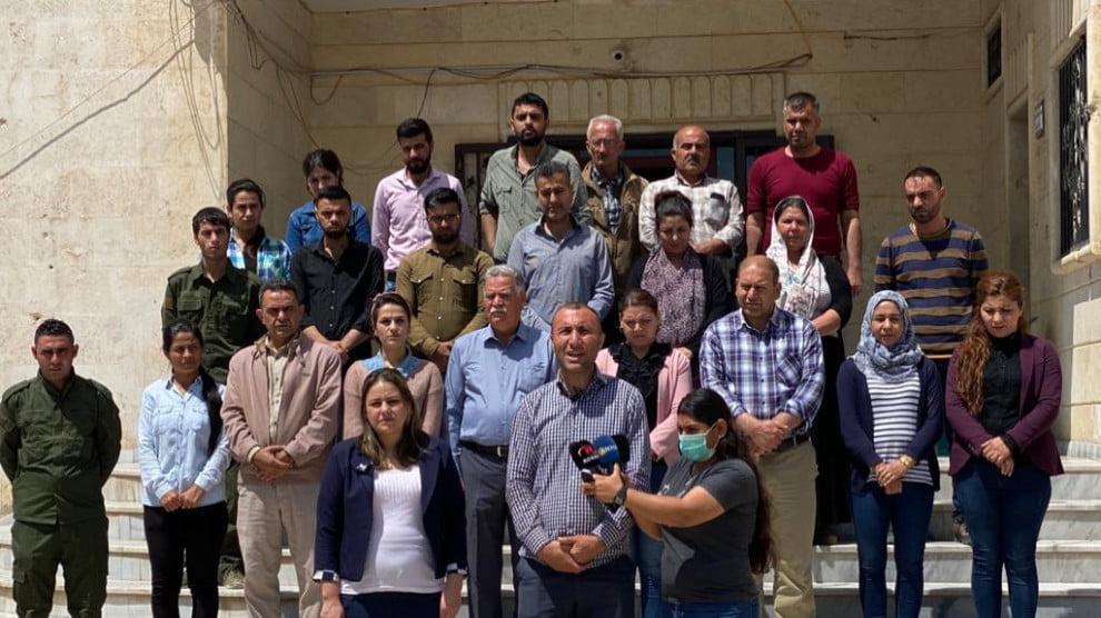Η Αυτόνομη Διοίκηση της Κobane καταδικάζει την νυχτερινή επίθεση με drone από την Τουρκία