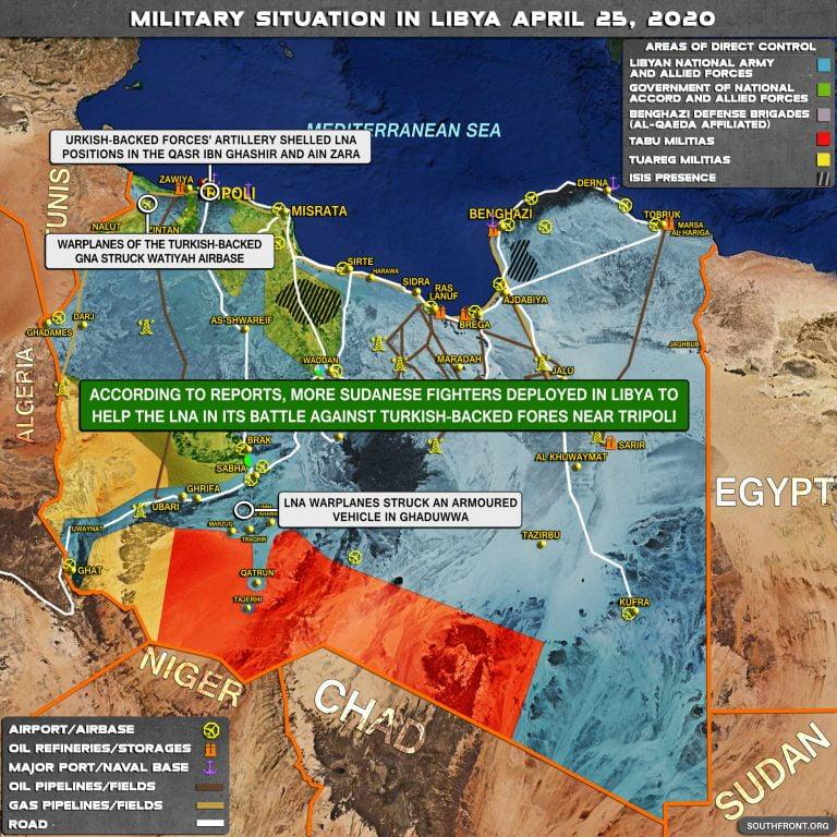 Ο Λιβυκός Στρατός ετοιμάζει στρατιωτική επιχείρηση με σκοπό να ανακτήσει την Τρίπολη και άλλες πόλεις στα δυτικά