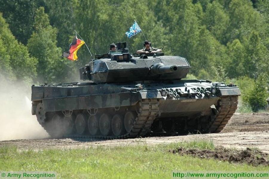 Γαλλία και Γερμανία υπέγραψαν συμφωνία για την παραγωγή του νέου ευρωπαϊκού άρματος μάχης