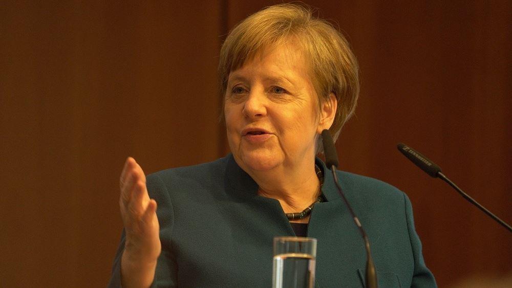Στροφή Merkel: Η Γερμανία είναι έτοιμη να αυξήσει σημαντικά τη συνεισφορά της στον προϋπολογισμό της ΕΕ