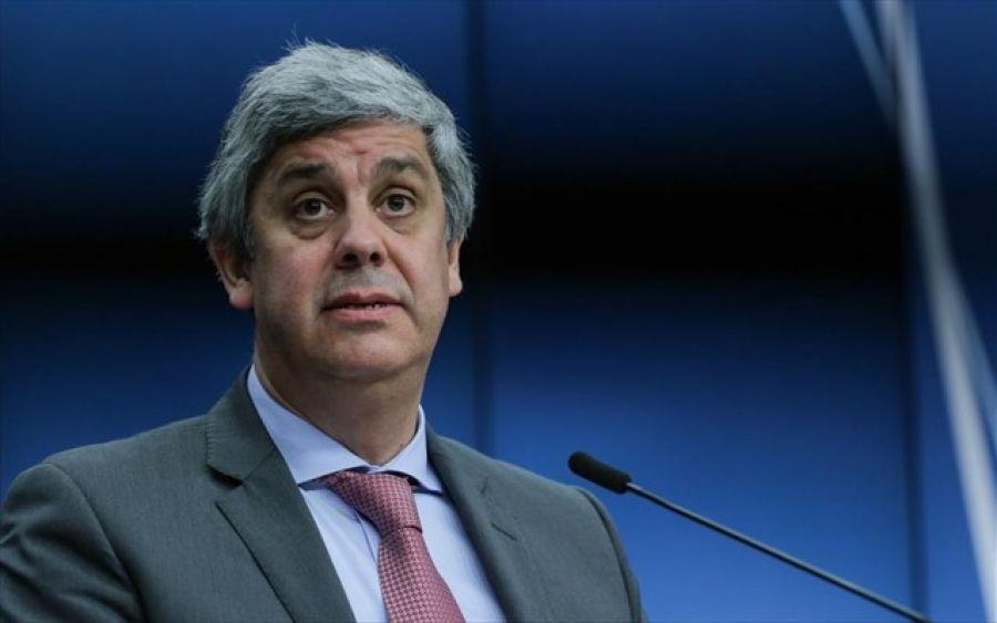 Σεντένο για κοροναϊό: Το Eurogroup θα συζητήσει για μέτρα στήριξης περίπου μισού τρισ. ευρώ