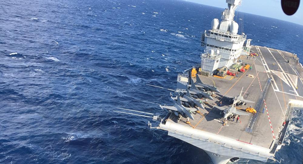 Γαλλία: 50 κρούσματα κορονοϊού στο πλήρωμα του αεροπλανοφόρου «Σαρλ ντε Γκολ»