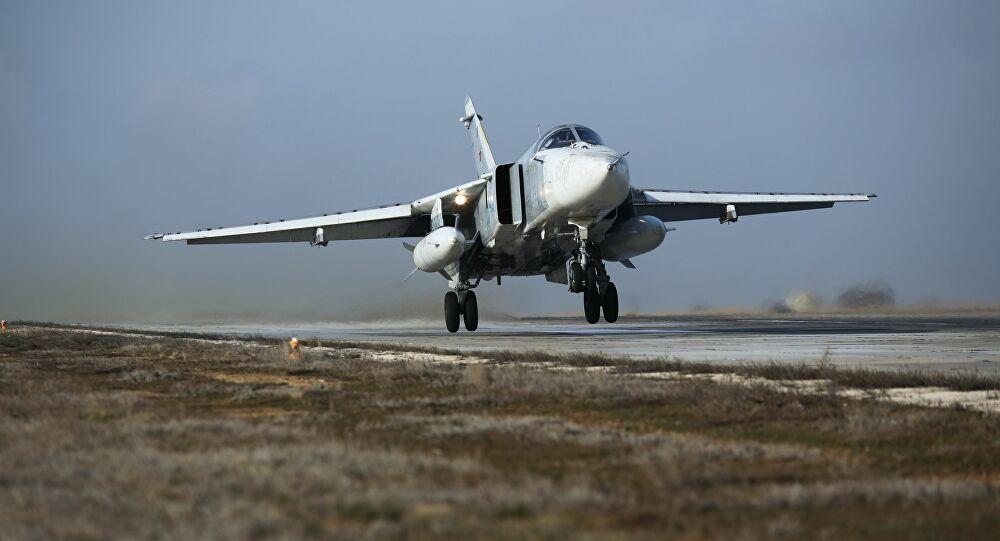 Ο ρωσικός στρατός εντόπισε αμερικανικό αεροσκάφος να πετά προς βάση της Ρωσίας στη Συρία