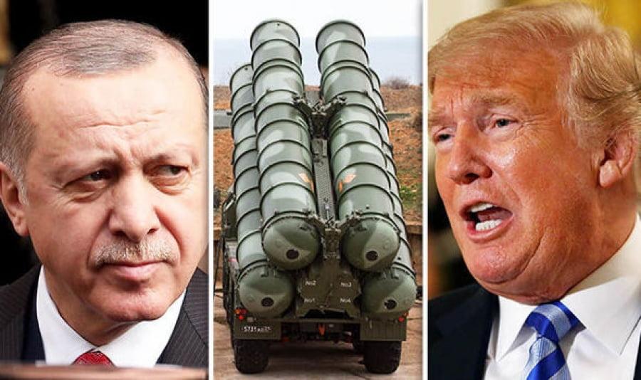 """Τελικά οι S-400 θα ενεργοποιηθούν τον Απρίλιο ή ο Ερντογάν θα αναγκαστεί """"να γλύψει εκεί που έφτυνε;"""";"""