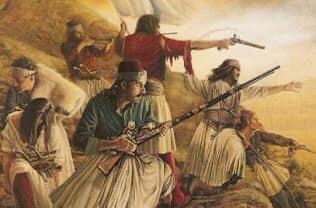 1 – 15 Απριλίου 1822: Οι μάχες στην Αγία Μαρίνα, Στυλίδα και Υπάτη