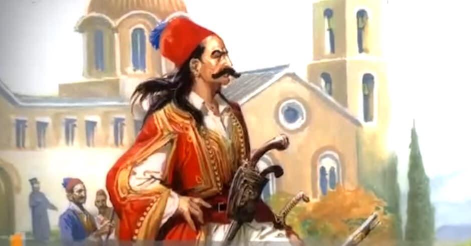 1-2 Απριλίου 1824: Η δίκη τού Καραϊσκάκη