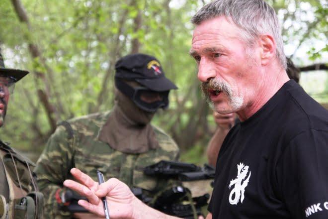 Τζον Μακ Άλις: Όταν ο θρύλος της SAS συμμετείχε στην άσκηση «ΜΑΚΕΔΟΝΟΜΑΧΟΣ»