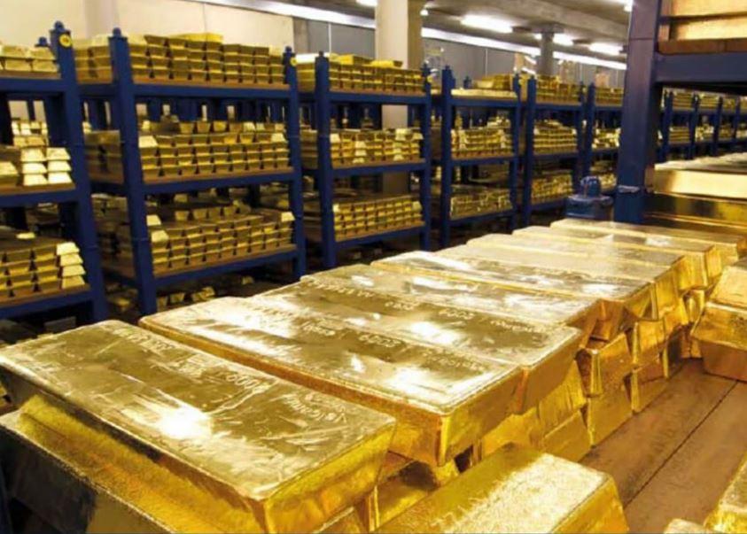 Πού φυλάσσεται ο χρυσός της Ελλάδος; Ποιές χώρες συγκεντρώνουν χρυσό;