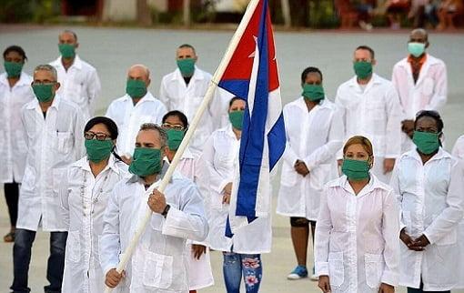 Μια Μεγάλη Ιατρική Δύναμη Ονόματι Κούβα