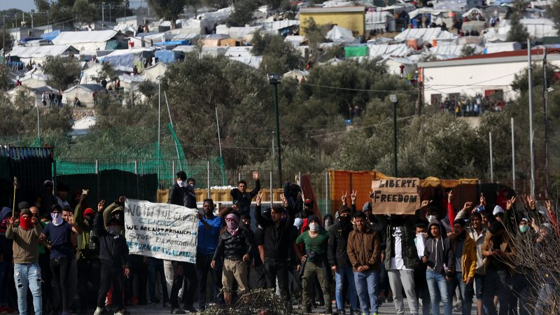 """""""Τα δικαιώματα των λαθρομεταναστών στην Λέσβο υπερισχύουν της εθνικής κυριαρχίας"""" !!!"""