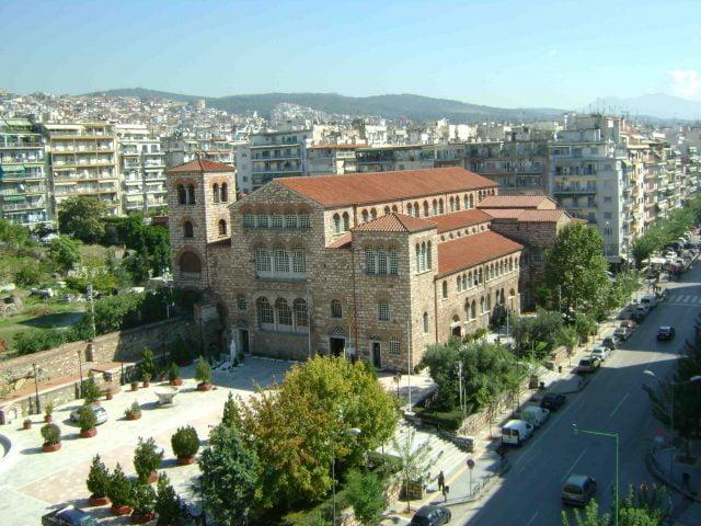 Ο ναός του πολιούχου της Θεσσαλονίκης, ''πινακοθήκη'' της βυζαντινής τέχνης